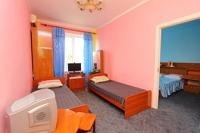 Частный сектор в п.Дивноморское: гостевые дома