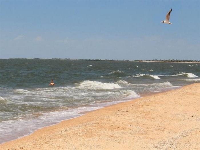 Дикий (нудистский) пляж