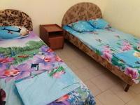 Частный сектор в Джубге: гостевые дома