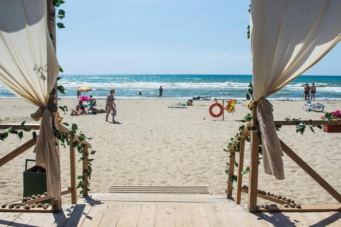 база отдыха «Пляжный поселок»6