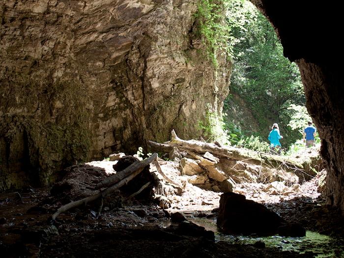 Гунькины пещеры