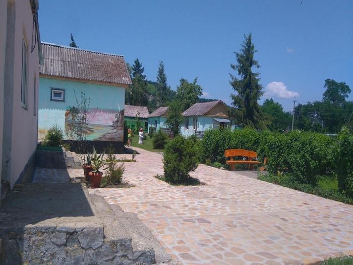 Turbaza Voshod